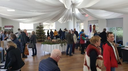 Warden Abbey Vineyard Christmas wine sale