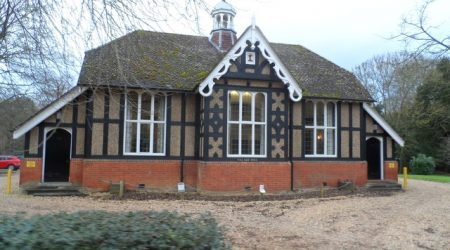 Very small Bedfordshire Village Hall