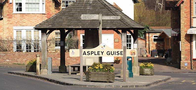 Aspley Guise village sign