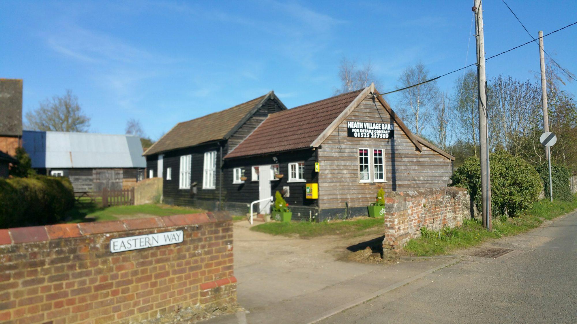 Heath amd Reach Village Barn