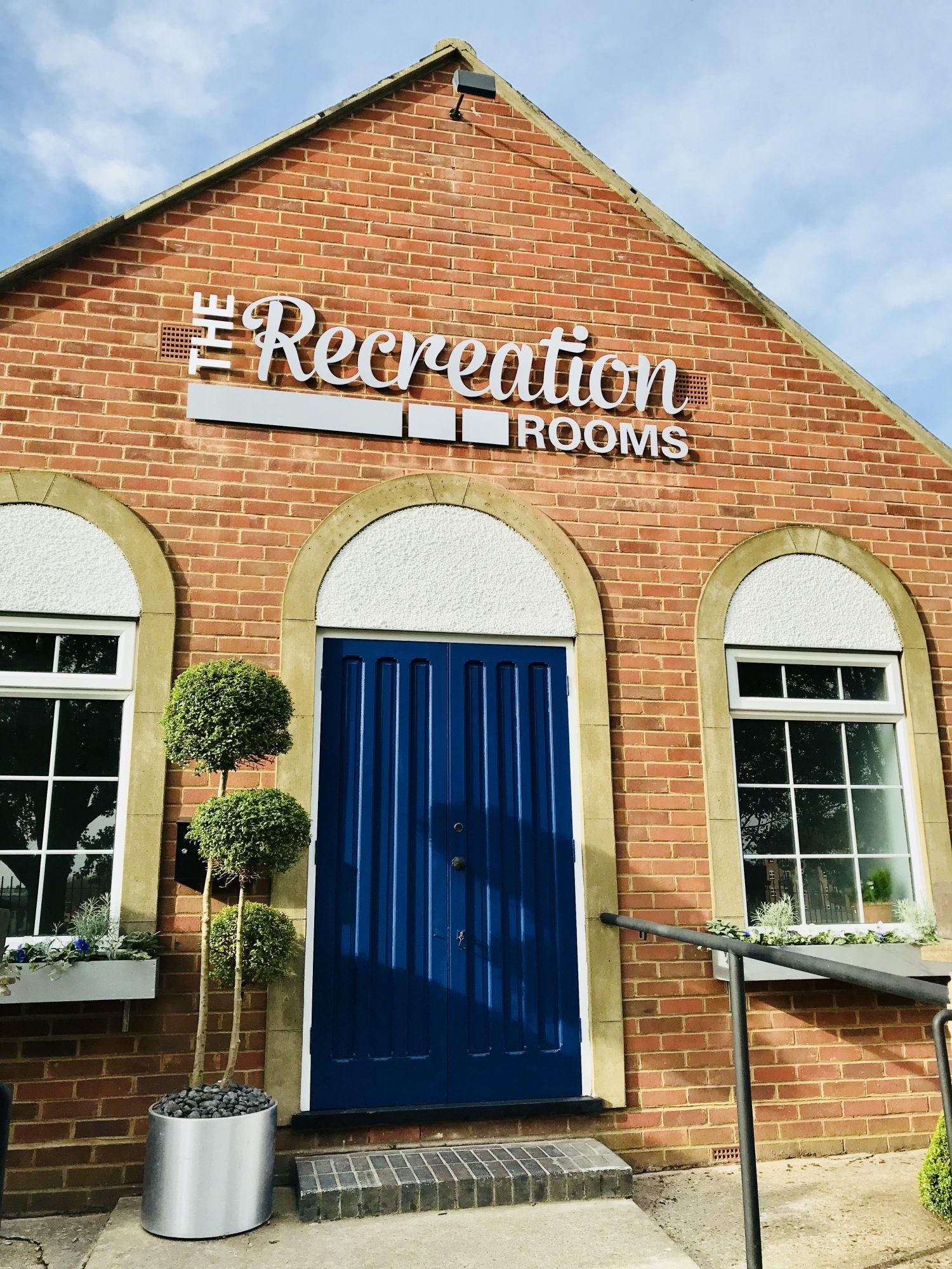 Leighton-Linslade recreation rooms