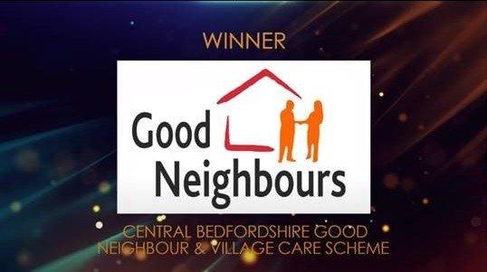 Good Neighbours winners screen