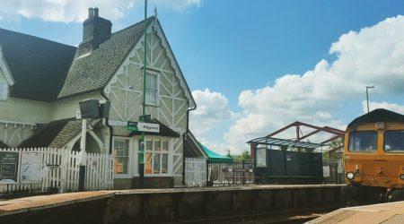 Ridgmont Station
