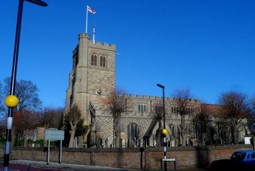 Houghton Regis Church Tower