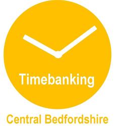 Timebanking Central Bedfordshire logo